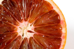Blood orange.